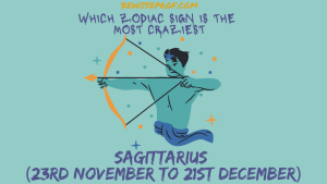 Sagittarius (23rd November to 21st December)