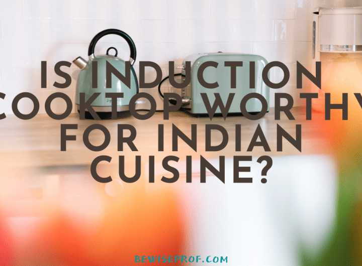 Is Induction Cooktop worthy for Indian Cuisine?