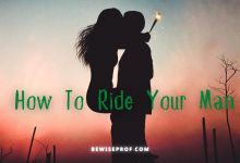 Photo of How To Ride Your Man