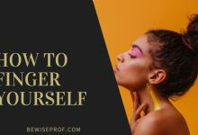 Photo of How to finger yourself