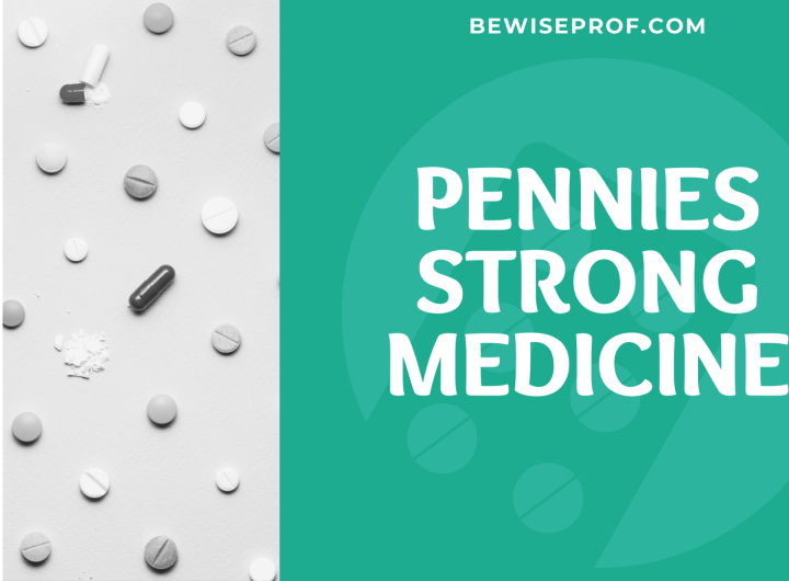 Pennies Strong Medicine