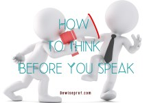 Photo of How To Think Before You Speak