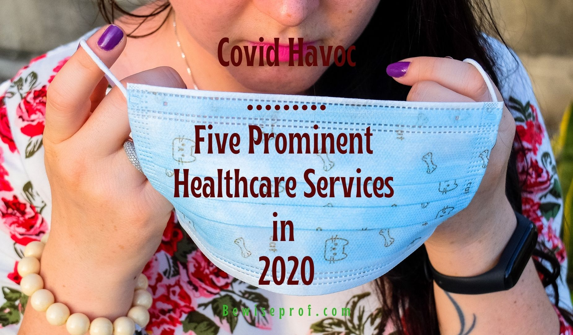 Covid Havoc: Five Prominent Healthcare Services in 2020