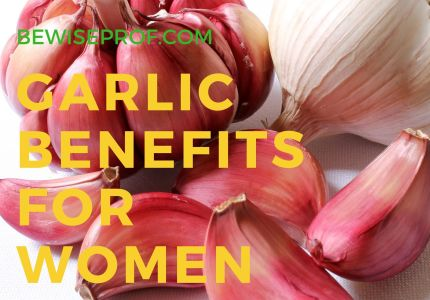 Garlic Benefits For Women