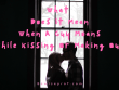 What Does It Mean When A Guy Moans While Kissing Or Making Out