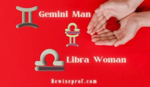 Gemini Man Libra Woman