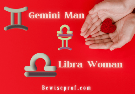 Gemini Man Libra Woman