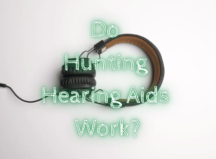 Do Hunting Hearing Aids Work?