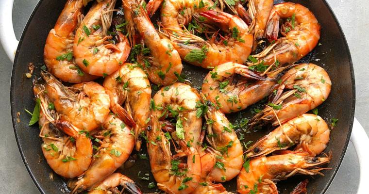 Easy 5-Ingredient Peel and Eat Shrimp
