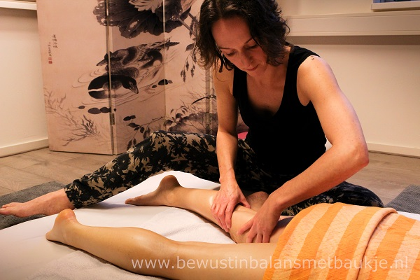 Massage Bewust in Balans met Baukje 1
