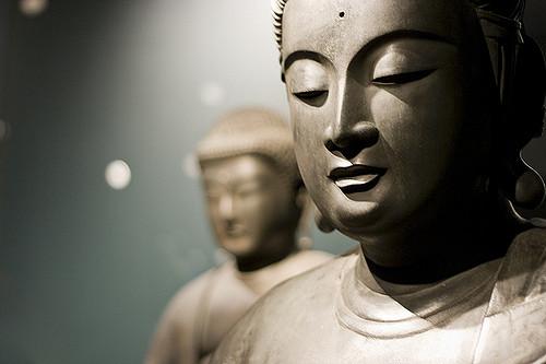 Boeddhisme met Baukje