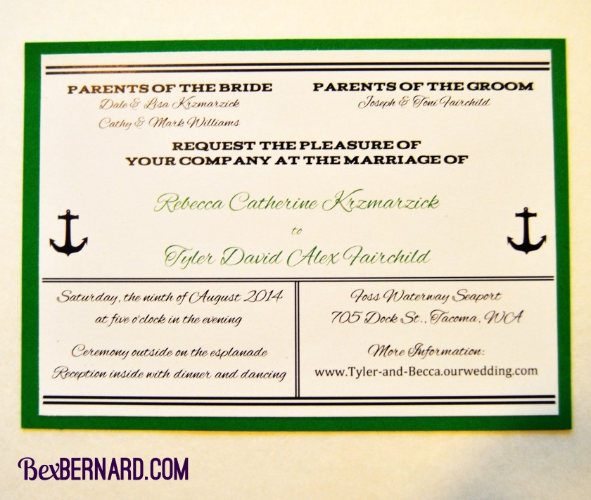 What To Include In Wedding Invitations Pieces Of Invites Venue Etiquette
