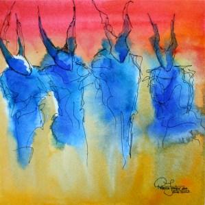 Jab Molassie Blue