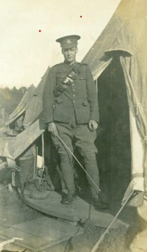 Private William Britton