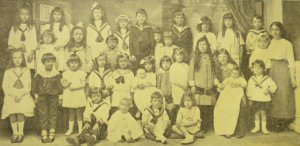 Belgian Refugee Children in Bexhill