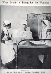 Cantelupe Road VAD Hospital 1915