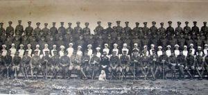 Princess Pats Bexhill VAD Hospital Staff July 1918