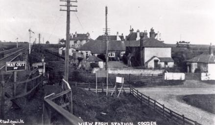 Cooden Station, Bexhill c1906
