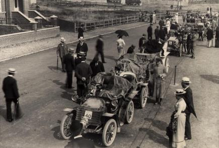Bexhill 1902 Races