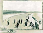 Bexhill Cycle track c1900