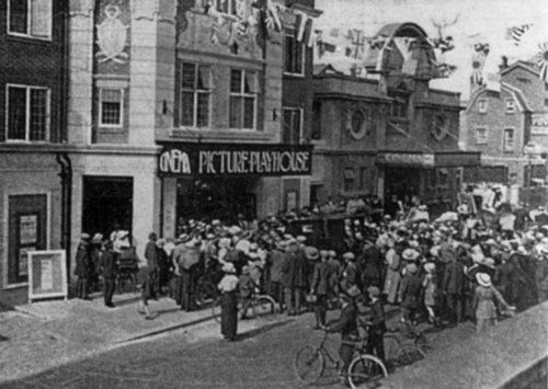 CIN-002 - Picture Playhouse, Western Road, Bexhill 1921