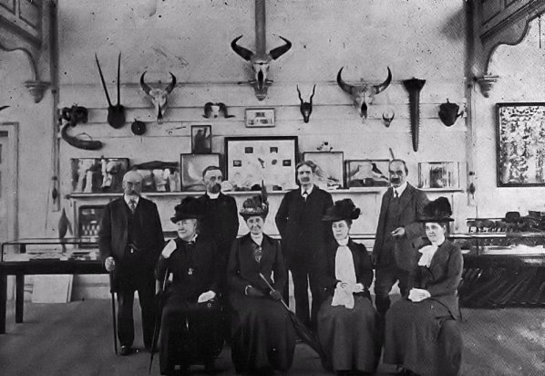 MUS-001 - Museum Opens - 23.5.1914