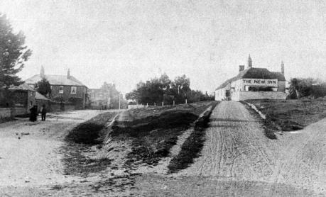 New Inn, Sidley Green c1890