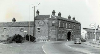 SHO-019 - Hastings Gasworks at Bexhill c1968