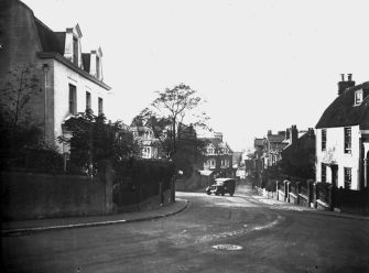BEL-010 - Junction of Belle Hill and Amherst Road, c1920
