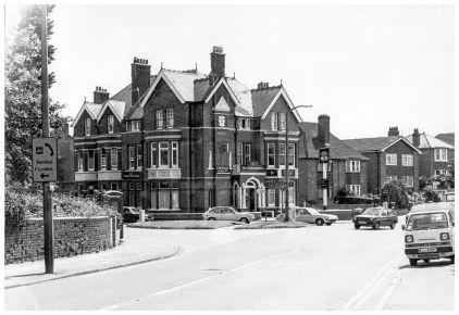 HOT-034 - The Pelham Hotel, Sidley, in-1987