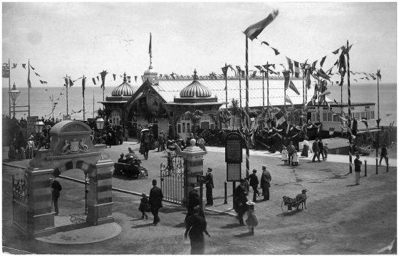 KUR-001 - Kursaal, 1896
