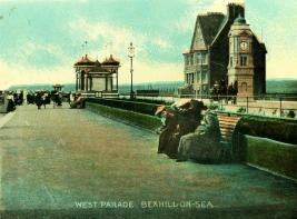 BWP-004 - West Parade, Bexhill -1910