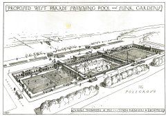 BWP-015 - West Parade Swimming Pool - Borough of Bexhill General Development Plan-1930