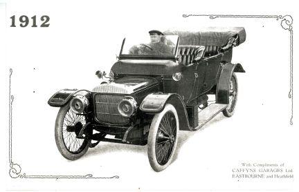 1912 catalogue cover