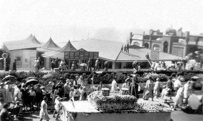BBE-020 - Marina Beach Amusements, Bexhill c1933