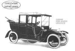 Standard three-quater Landaulette