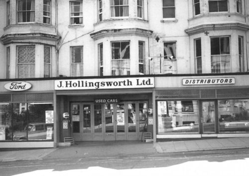 HO-004 - Showroom Havelock Rd 1970s