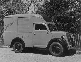 HO-038 - Large Co-op van