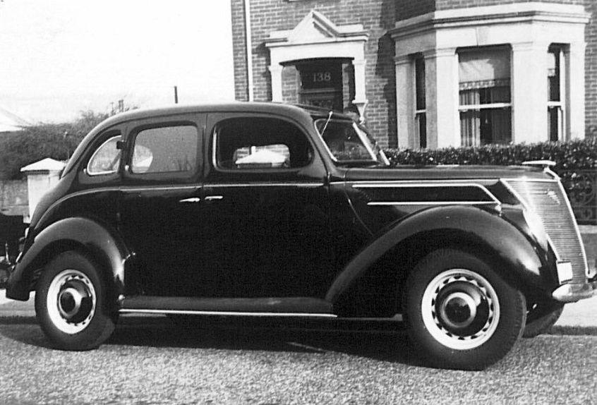 HO-040 - Large saloon car