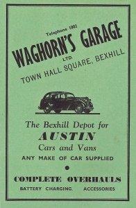 Advert 1950s