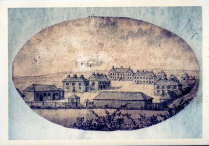013 Francis Grose Militia Barracks