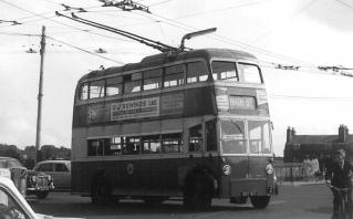89 BDY815 to High St 22-6-1960