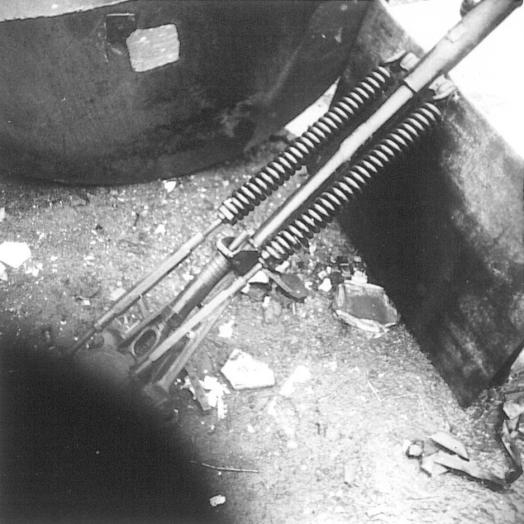 Possibly trolley pole for GKP 512 5-5-1967