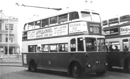 Trolley 31 service 46