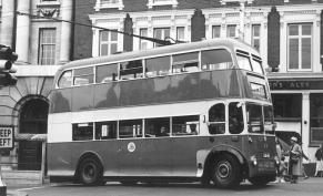 Trolley 52 ex-works High St