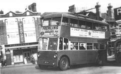 Trolley GKP511 in High St