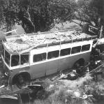 Trolley GKP512 being scrapped 4, 2-5-1967