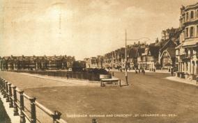 West Marina Gardens pm 28-6-1928
