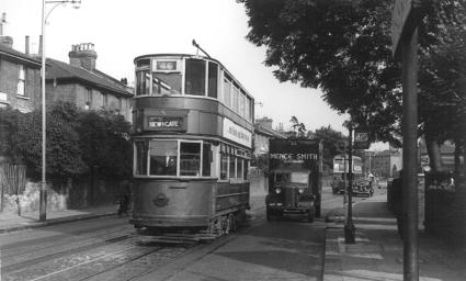100 route 46 to New X Gate 26-6-1952