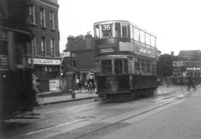 102 route 35 to Highgate, 18-8-1951